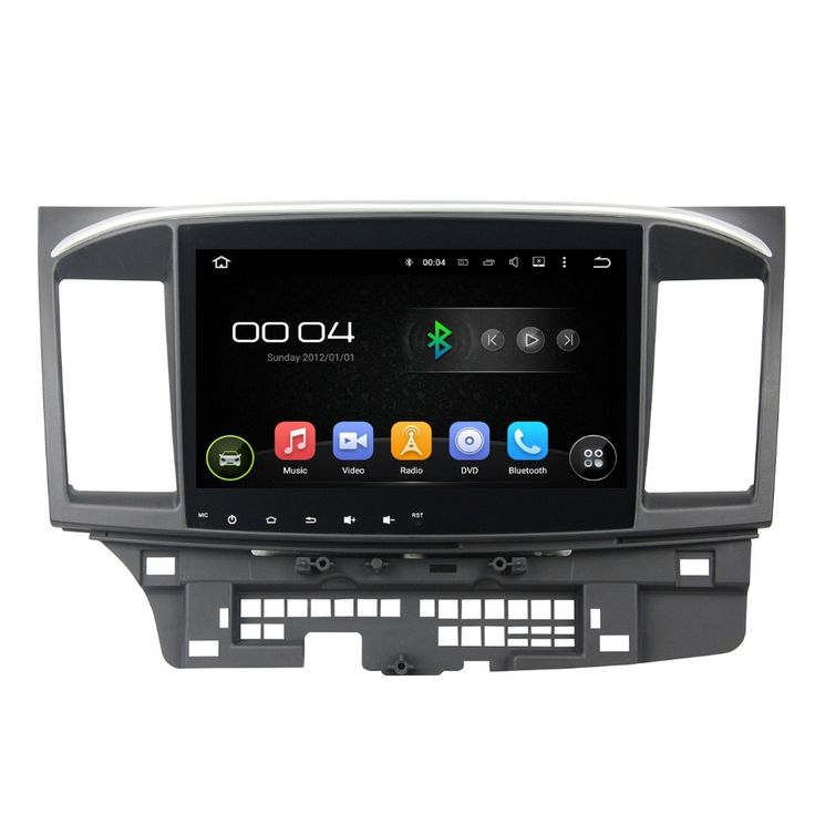 "Mitsubishi Lancer 22006 Wallpaper: 1024*600 Quad Core 10.1"" Android 5.1 Car Radio Player For"