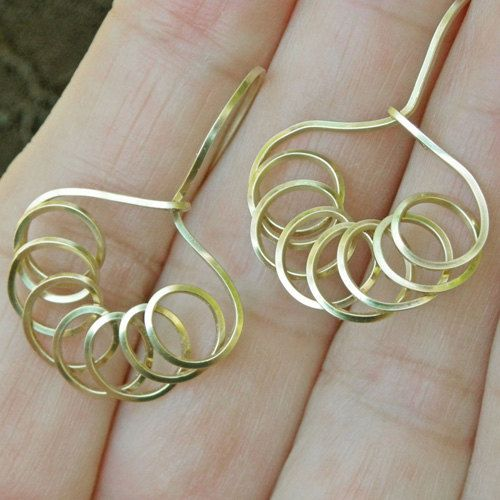 Wirework Jewelry Tutorial Sweet Neat Petite  by acuriouschameleon, $4.00