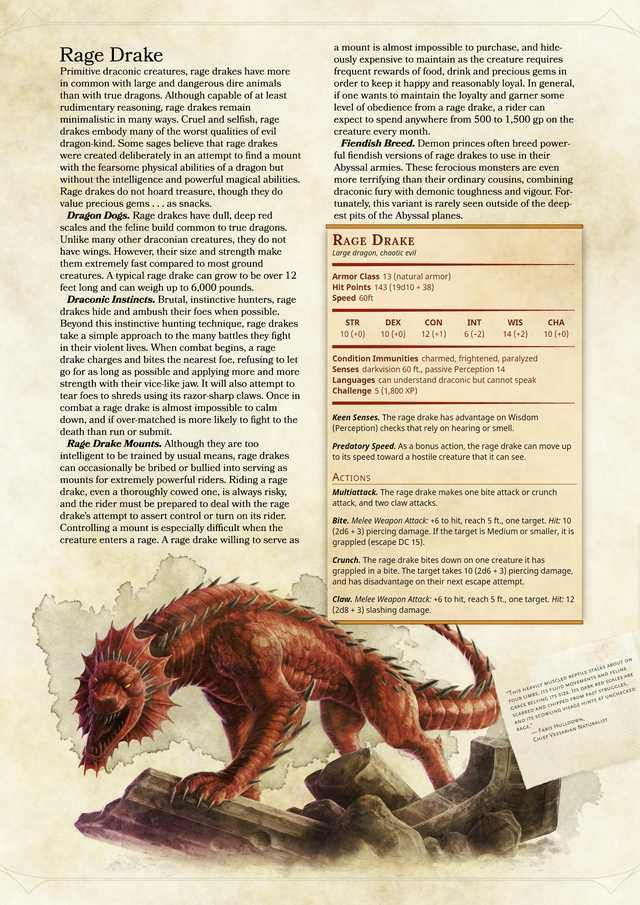 Monster Manual Expanded Bestiary Bestiary Dungeons And Dragons Homebrew Dnd Monsters