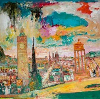 Edinburgh John Bellany