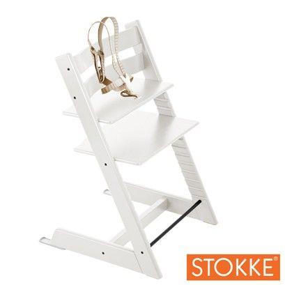 Tripp Trapp Highchair White