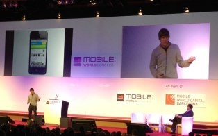BARCELONA -- At this morning's keynote at the Mobile World Congress, three people that are shaping the future of the mobile industry sat together for an entertaining chat: Foursquare's Dennis Crowley, Nokia's Stephen Elop and HTC's Peter Chou.     Crowley was perhaps the most informative of the t...