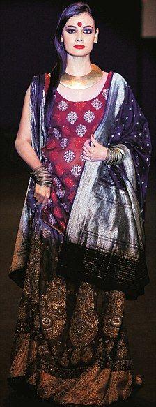 Desi Bride: Ritu Kumar's Show Stoppers