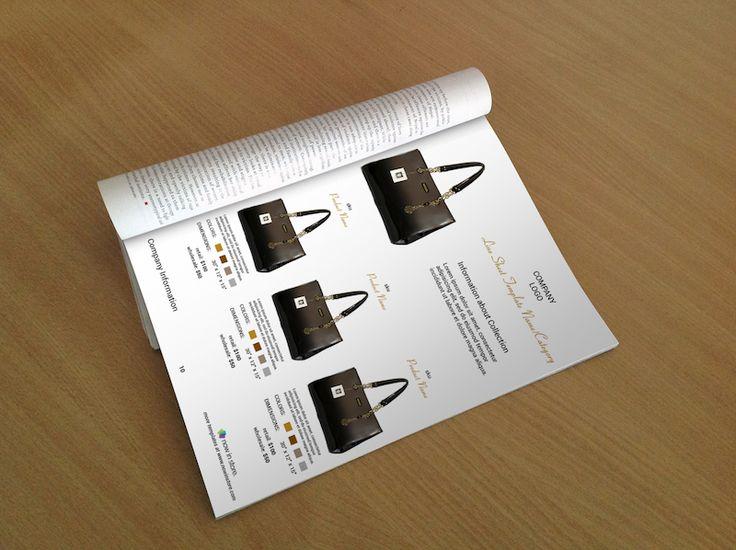 Bag Line Sheet Template