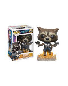 Funko Pop! Movies: Marvel: Guardians of The Galaxy Vol 2 - Rocket