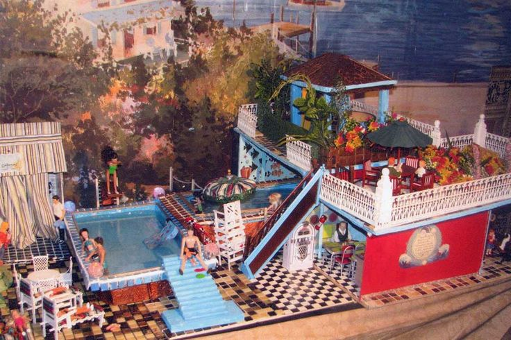 47 Best 2012 Creatin 39 Contest Images On Pinterest Footprints Doll Houses And Dollhouses