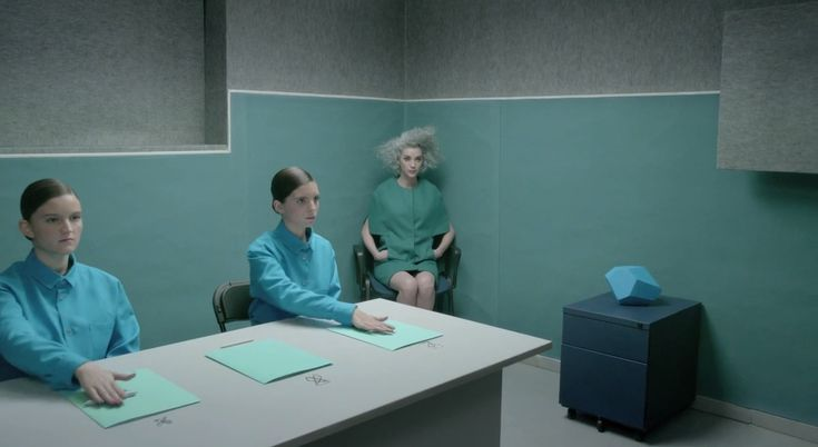"""Video: Lose yourself in the surreal machinations of St. Vincent's """"Digital Witness""""   Chart Attack"""