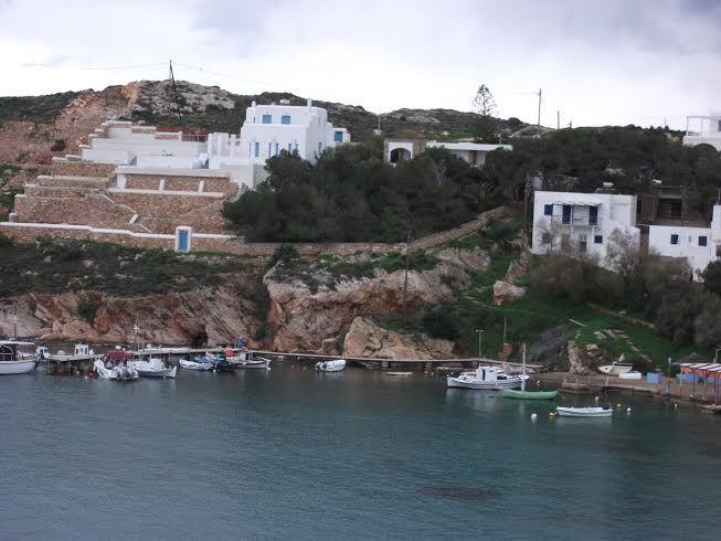 Small Port at Kini