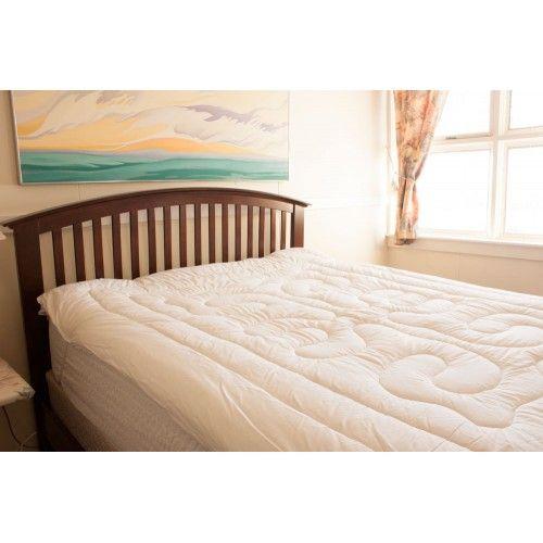 custom woolen mills - cold country mattress pads