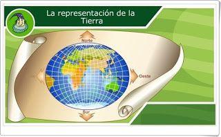 """Unidad 2 de Ciencias Sociales de 5º de Primaria: """"Las formas de representación de la Tierra"""""""