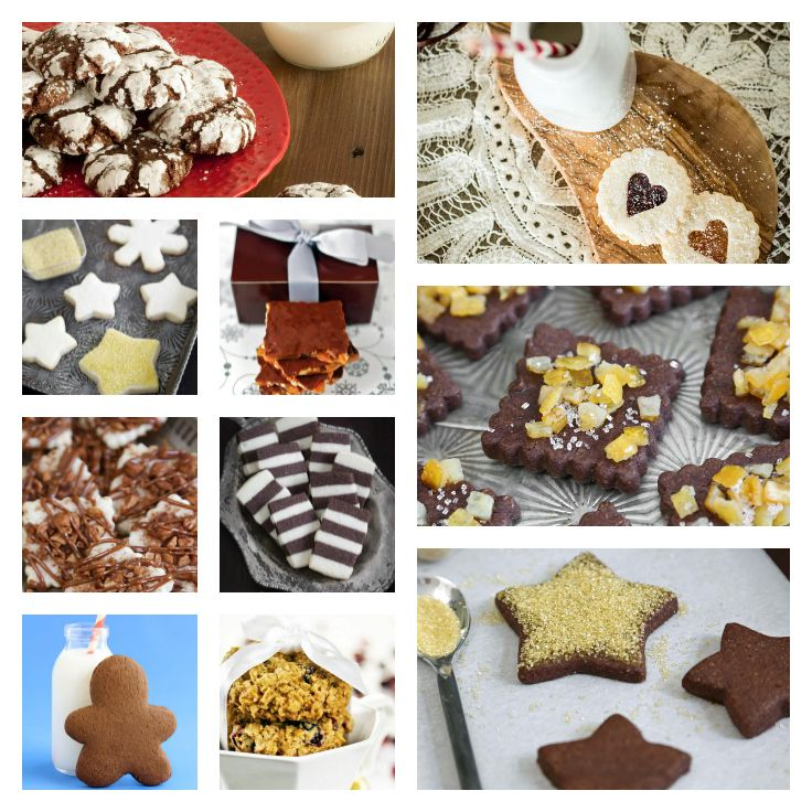 20+ simple Christmas cookie recipes>>  http://www.hgtv.com/entertaining/easy-christmas-cookie-recipes-to-make-you-look-like-a-baking-pro/pictures/index.html?soc=pinterest: Christmas Time, Christmas Cookie Recipes, Desserts Sweets Snacks, Cookies Recipies, Simple Christmas, Cookies Galore, Christmas Cookies Recipe, Sweets Yummy