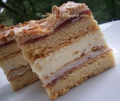 """Для влюблённых в торты и не только...: Торт """"Пани Валевска"""" или просто """"Вкуснятина"""""""
