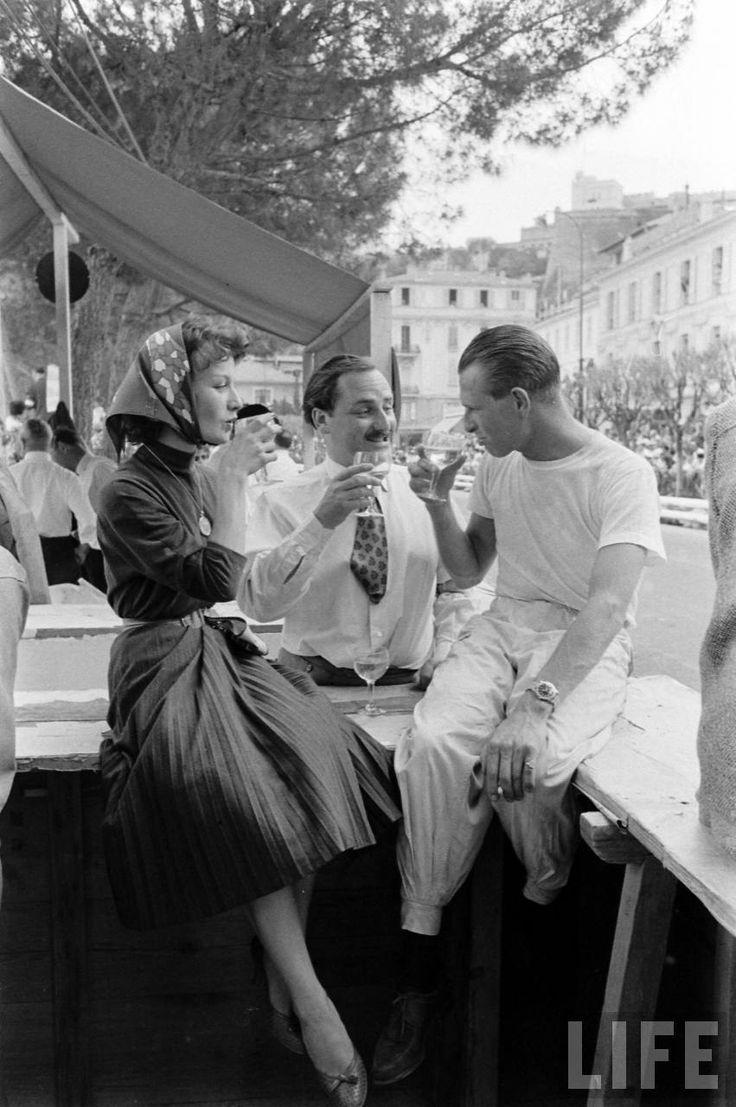 Peter Collins 1956 Monaco Grand Prix