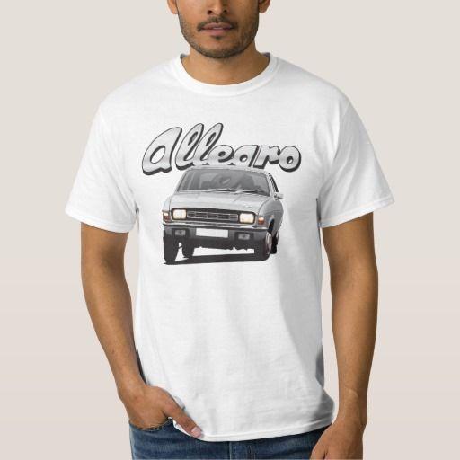 Austin Allegro DIY silver-gray  #austinallegro #allegro #austin #leyland #british #uk #automobile #car #tshirt #print #illtustration #zazzle #70s #classic #gray