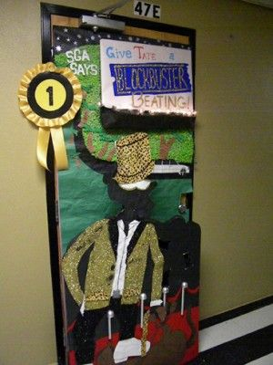 Homecoming Door Decorating Contest 2011 2014 School