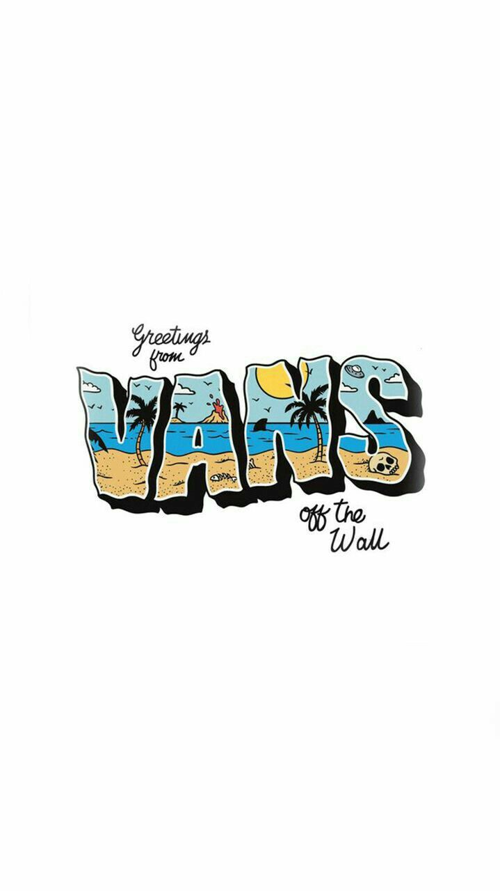 Vans Off The Wall Summer Beach Iphone Wallpaper Iphone Wallpaper