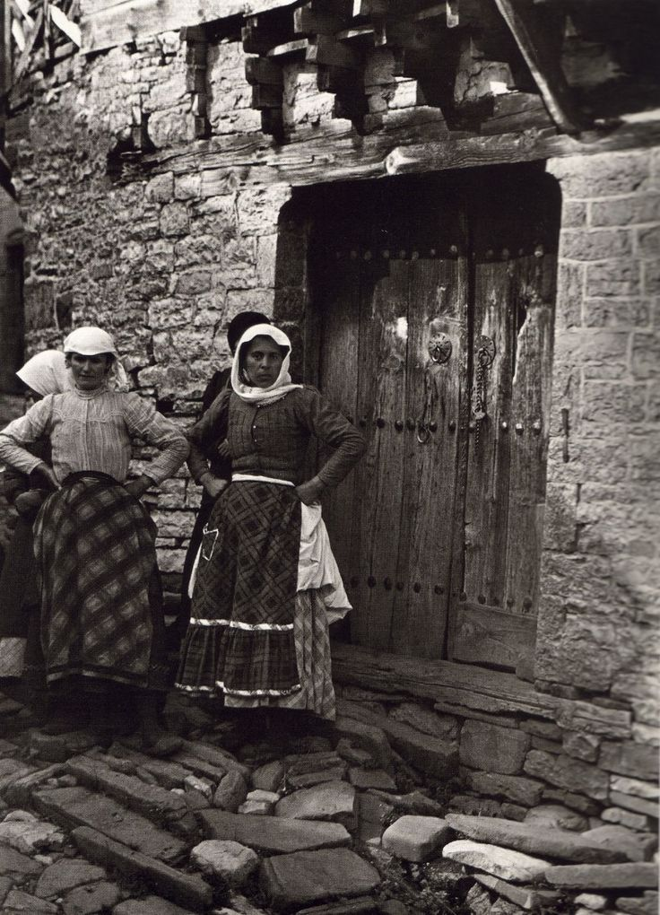 This is my Greece | Zagori by Fred Boissonnas (1903-1930)