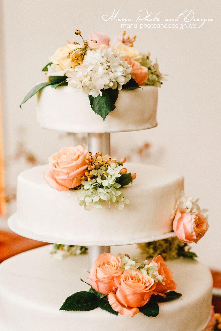 Classic Wedding Cake    Credits: Manu Frühn  http://www.manu-photoanddesign.de/