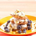 Griekse yoghurt met kletskoppen en walnoten - recept - okoko recepten