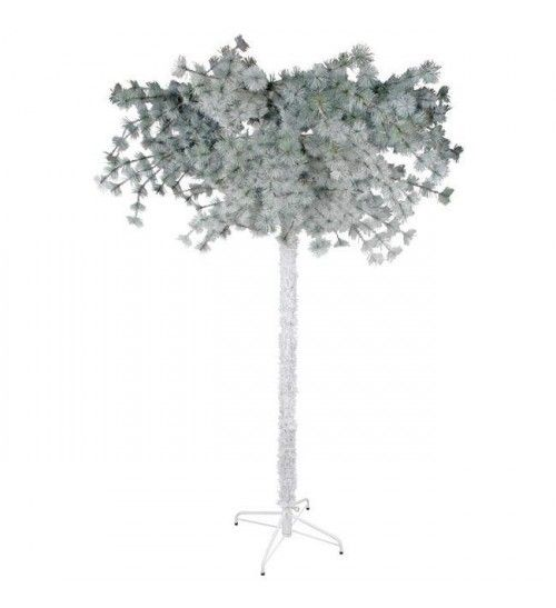FROSTED UPSIDE DOWN PINE TREE 150Χ150Χ230 (512 tips)