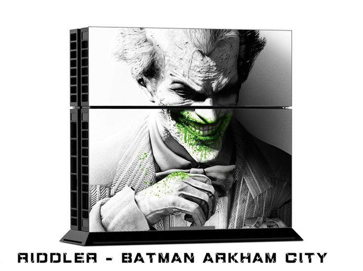 >> Click to Buy << Joker Batman Arkham City PS4 Sticker PS4 Skin PS4 Stickers + 2Pcs Controller Skin Console Stickers PS4 Protective Skin #Affiliate