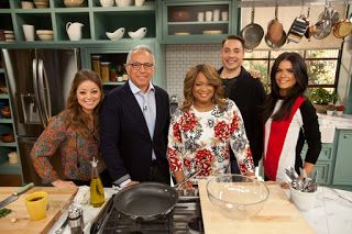 Food Network Gossip: Food Network's 'The Kitchen' - More Information About The Show