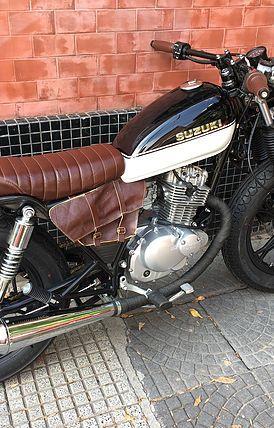 #45 Suzuki GN125