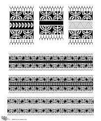 Risultati immagini per marquesan tattoo #marquesantattoosbracelet