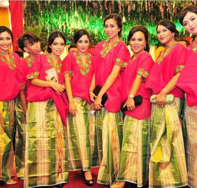 Makassar bridesmaid
