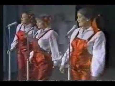 Prisoner In Concert Part 2, Jane Clifton, Sheila Florence, Patsy King, Val Lehman, Colette Mann, Betty Bobbitt :)
