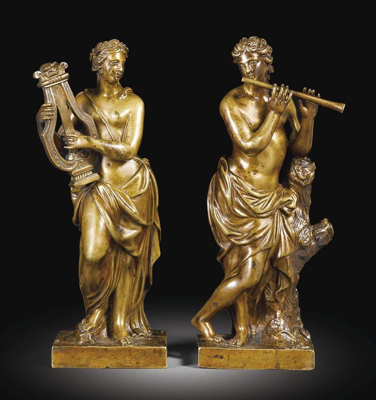 <em>Acis et le Poème lyrique</em>, France, XVIIIe siècle, d'après des modèles de Jean-Baptiste Tuby (1635-1700) | Lot | Sotheby's
