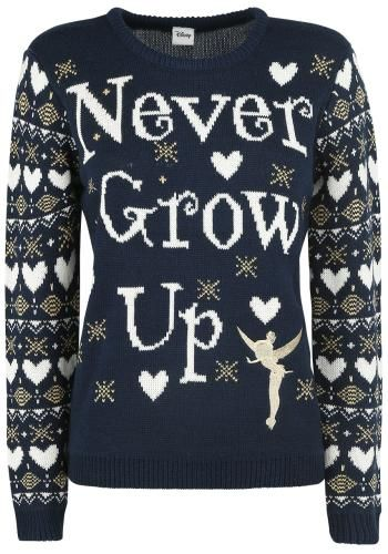 Never Grow Up - Knit Jumper - Gebreide trui van Peter Pan