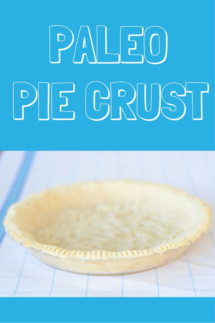 Easy Paleo Pie Crust made with 4 healthy ingredients –almond flour, salt, coconut oil, and egg, is perfect for fruit or creamy pie fillings. I love using almond flour for pie crusts and other paleo baked goods because it's gluten-free, grain-free, and much higher in protein than other gluten-free flours.