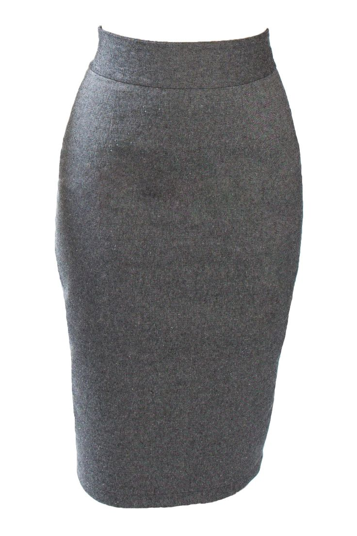 Pleated Pencil Skirt sewing pattern by Delia Creates - $10.00 | Indiesew.com - for the shetland wool purchased from sew to speak.