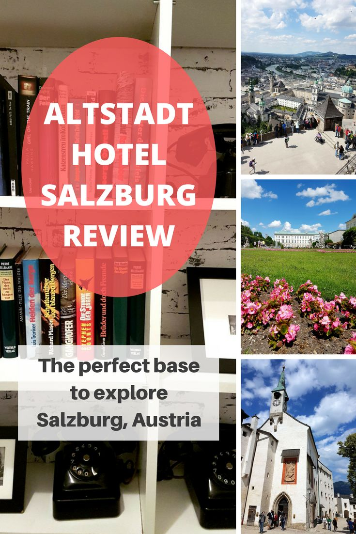 The Altstadt Hotel Hofwirt Salzburg is ideal for travellers who need a clean and comfortable room to return to after exploring this beautiful Austrian city. It's conveniently located close to everything and the substantial breakfast will keep you going for a long time. This honest review and overview will make it easier to decide whether the Altstadt Hotel Hofwirt Salzburg is a right fit for you.