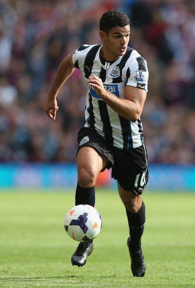 ~ Hatem Ben Arfa of Newcastle United against Aston Villa ~