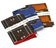 Various Pocket Squares - Kiriko