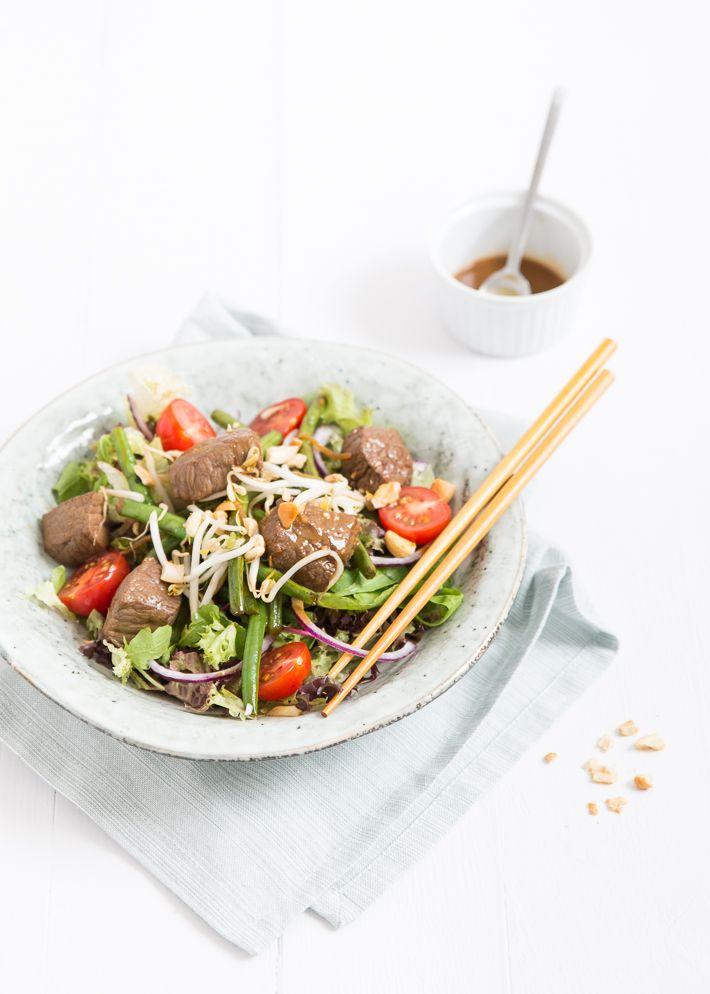 salade biefstuk bali loetje