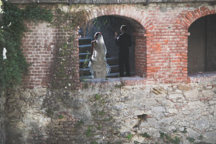 Destination wedding in italia, da Parigi alle colline del Monferrato - Duepunti Fine Art Wedding Photography