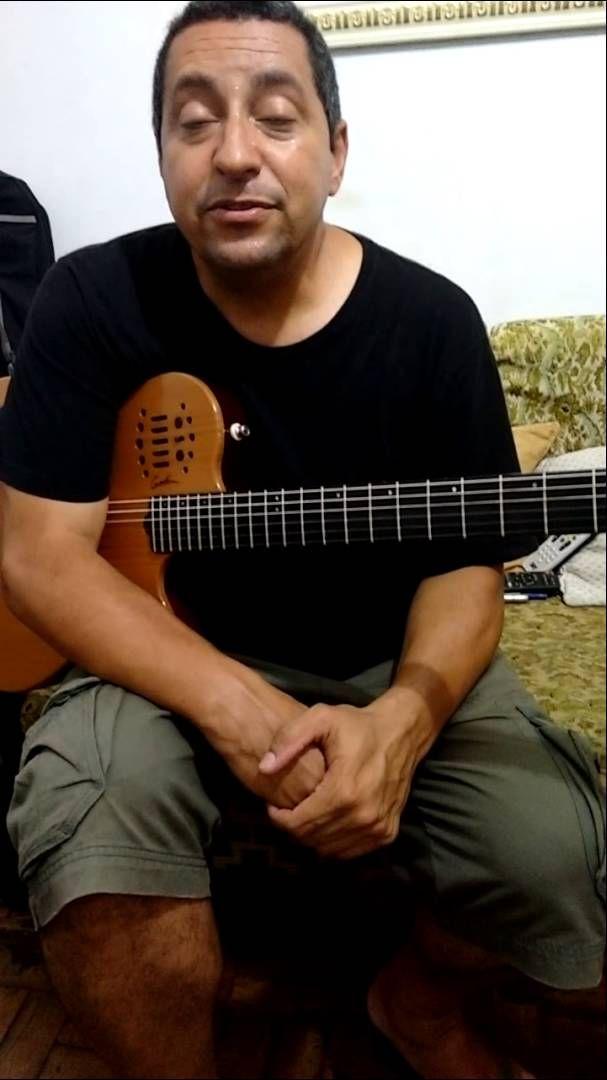 Paulinho Soza no Festival 6 Continentes 2014