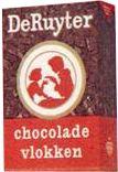 introductie chocolade vlokken 1955