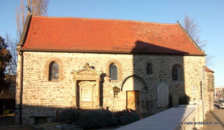 Bilder von der Kirche in Böllberg - St. Nikolaus in #Halle. Die Kirche ist Teil der Straße der Romanik ...
