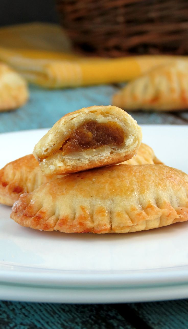 Delicious Pumpkin Empanadas | YummyAddiction.com