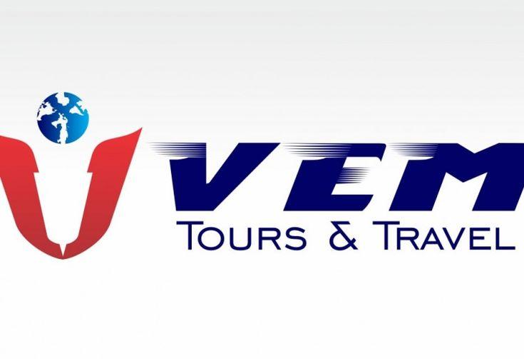 Logo Design VEM Tours & Travel oleh ATDIV.com - http://www.atdiv.com