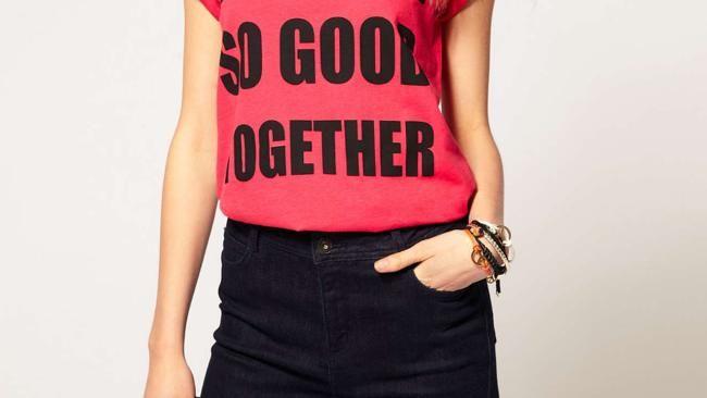 Schick und lässig | So wird aus T-Shirts ein perfektes Outfit
