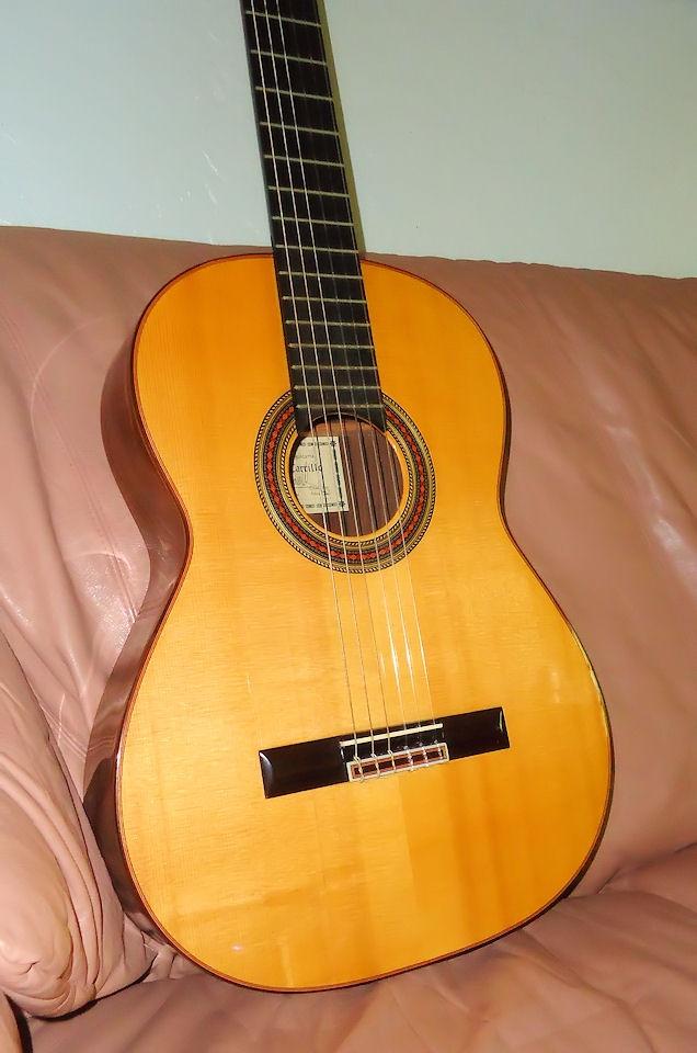 2002 Vicente Carrillo flamenca negra