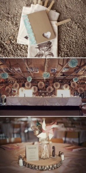 hipsterbride: (via Winnipeg Ranch Wedding by Madeline's Weddings & Events | Style Me Pretty)