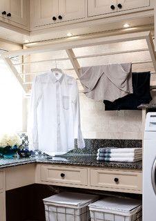 NKBA Award-Winning Laundry Room / Jane Lockhart Interior Design