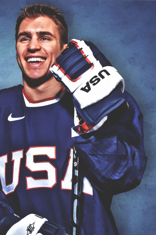 zach parise, team usa