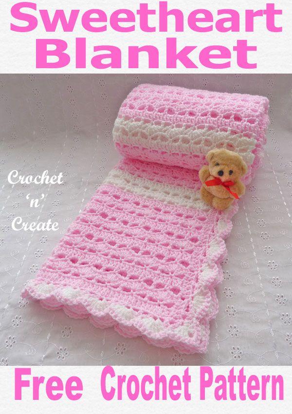 Sweetheart Crochet